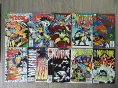 X-Men Universe - Wolverine Vol.2: 29 issues, Vol.3: 5 issues, 2 Annuals and 19 loose issues - 55x sc - (1993 / 2006)