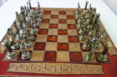 Marinakis chess - Greece in the ancient world