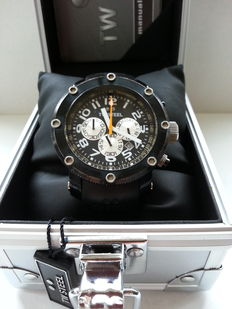 TW Steel Special editions TW444 TW Steel Chronograph Dakar Sport Limited Edition - Men's wristwatch
