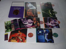The Jimi Hendrix Experience - The Jimi Hendrix Experience - Limited Edition 8-Lp Boxed Set With 40-Page Full Color Book!