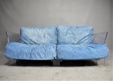Piero Lissoni & Carlo Tamborini for Kartell – Pop 'Jeans' sofa