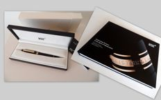 Montblanc Meisterstuck 90 years Classique Fountain Pen, Limited Edition + Book