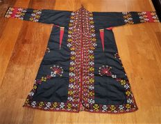Turkoman vintage Embroidered jacket - 2nd half 20th century.