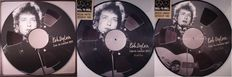 Bob Dylan Live in London 1965 : Three Special Limited Edition Vinyl LP's