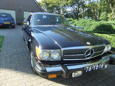 Mercedes-Benz - 450 SLC W107  - 1977