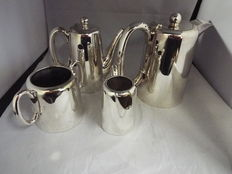 Vintage Silver Plated coffe set