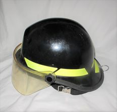 Firefighter's helmet from Toronto Canada