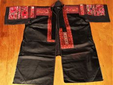 Miao Embroidered jacket - Shidong area of Guizhou province in South West China