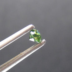 Green Diamond - 0.32ct