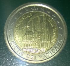 Vatican – 2 Euro 2005 – Commemorative XX World Youth Day