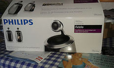 Philips Fidelio Speakers - type DS 6600/10 - with iPhone / iPod dock