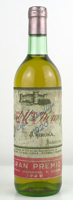 1920 Castell del Remey Cepa Semillion - 1 bottle