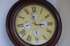 World clock – 20th century