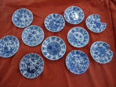 Various dishes - China - 18th century (Kangxi period).