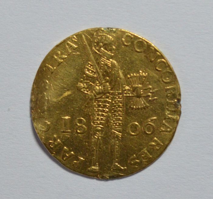 Utrecht - Dutch ducat 1806 - gold