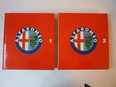 Book ; ALFA ROMEO Cataloque Raisonne 1910-1982  - 1st ed 1982