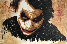 Gerke Rienks - The Joker, Why so serious