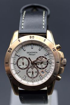 Sekonda Classique chronograph/stopwatch – Men's wristwatch