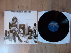 Lp The Rolling Stones : Very Rare Limited Edition Collectors , Unofficial Release