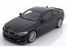 GT Spirit - Scale 1/18 - BMW Alpina B4 Biturbo 2015 - Colour Black Metallic