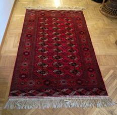 Hand-knotted Oriental rug - Bukhara, 195x105 - Russia - 20th century