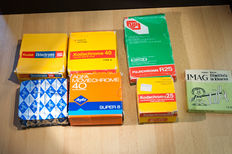 8mm and super 8 films 'New Old Stock'