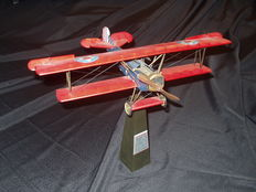 Authentic Models Desktop Fokker C VII US Army 1918