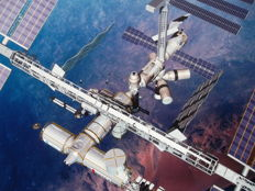 Drawings and plans for the ISS