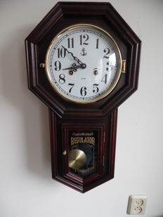 Classical station regulator - circa late 20th century
