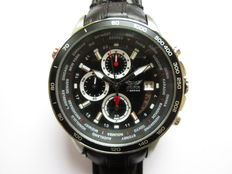 Aviator Traveller collection chronograph, ref. AVW8974G76 – men's wristwatch – 2015, never worn