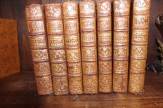 Alexander Pope - Oeuvres diverses de Pope - 7 volumes (complete) - 1763