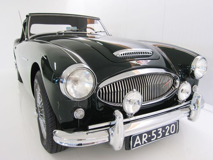 Austin Healey Picture