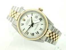 Rolex Oyster Perpetual Datejust Chronometer - Gents Watch - 1984