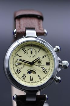 Constantin Durmont automatic chronograph – wristwatch – never worn