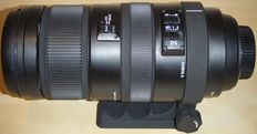 Sigma 120 - 400mm objective