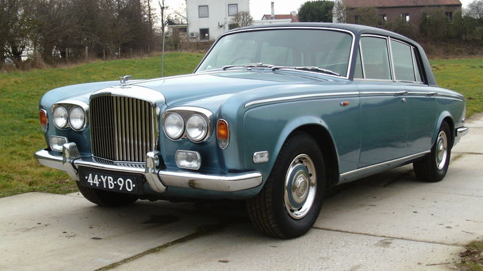 Bentley - T-series Saloon - 1975