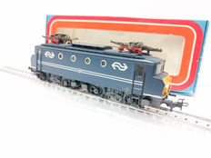 "Märklin H0 - 3327 - Electric locomotive 1100 Series 1100 ""Bump Nose"" of the NS (Dutch Railways)"
