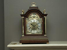 Large table clock - Junghans - Period: first half 20th century.