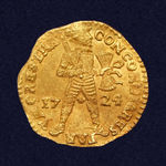 Check out our Utrecht - Gold Ducat 1724 - recovered from the 'Akerendam' shipwreck