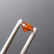 Red Diamond - 0.28ct - SI2