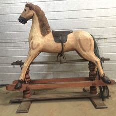Rocking horse - approx.1930 - 1m long!