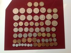Portugal – 117 coins from the Republic of Portugal – 1963 to 2000 – Lisbon