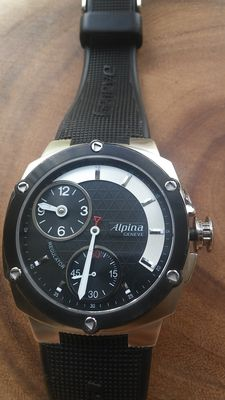 Alpina Extreme avalanche - men's wristwatch