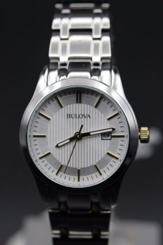 Bulova - classic elegant women's wristwatch - never worn