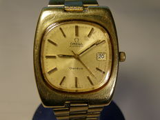 "<em class=""cw-snippet-hl"">omega</em> vintage men's ""geneve automatic"" watch with date  cal: 1012"