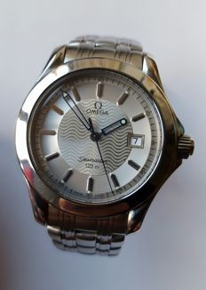 Omega Seamaster Quartz -  Men's watch -  amazing condition