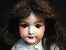 Beautiful antique doll - SFBJ 301 Paris - France