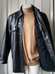 G-Star – Leather jacket