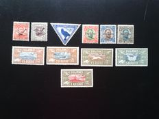 Iceland 1929/1952 – Aerial Postcards and stamps