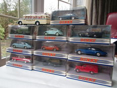 Dinky Collection-Matchbox- Scale 1/43 -Lot with 11 models including 1 model in Special Edition